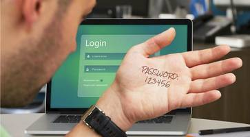 are complex passwords the way forward? apparently not