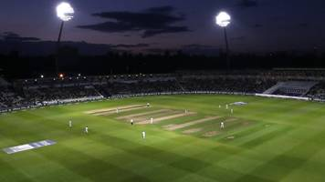 England v West Indies: Day-night Test cricket brings little change