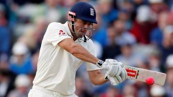 pint-sized tms: england take control against west indies thanks to 243 from alastair cook