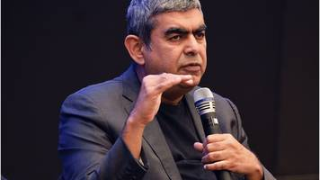 infosys chief executive vishal sikka resigns