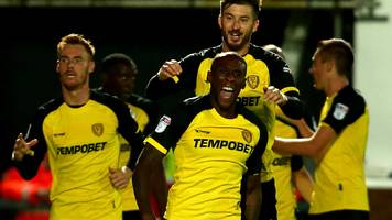 burton come back to beat birmingham for first win