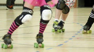 inverness roller derby team to hold first home game