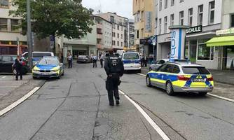 one person killed in stabbing attack in germany, manhunt underway