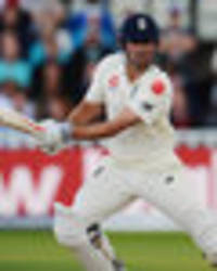 Alastair Cook hits fourth career double hundred against West Indies as England extend lead