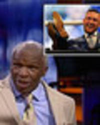 'conor will knock your son out' tv host roasts floyd mayweather's dad in fiery interview