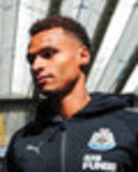 jacob murphy delighted to be living out boyhood dream at newcastle