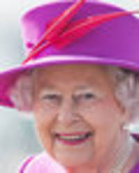 the queen's first selfie? shock picture stuns fans