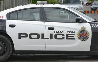 At least five car crashes during rainy evening in Hamilton
