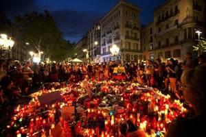 canadian killed, four others hurt in barcelona attack