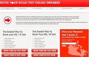 Fraudulent Ontario road test booking site could lead to identity theft