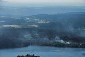 state of emergency extended over wildfires