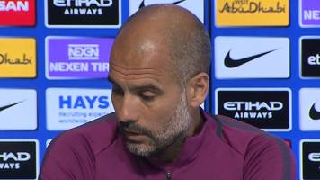 Pep Guardiola: 'Barcelona will wake up and show again how beautiful the country is'