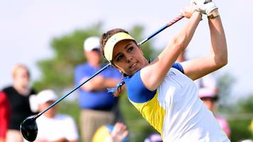Solheim Cup 2017: Europe lead United States after foursome