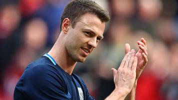 jonny evans: west brom boss tony pulis says a 'very good offer' is needed