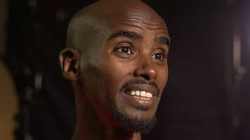Mo Farah backs Birmingham for Commonwealth Games