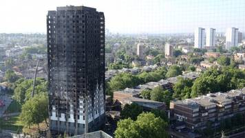 extra police at grenfell tower site for notting hill carnival