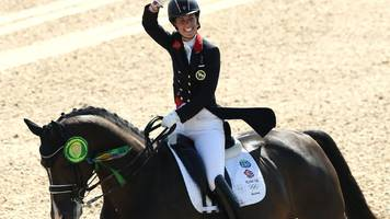 European Dressage Championships: Great Britain target medal without Valegro