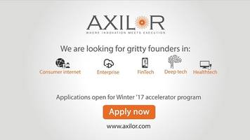 axilor successfully graduates the largest accelerator cohort of 20 startups; launches call for applications for its 6th batch