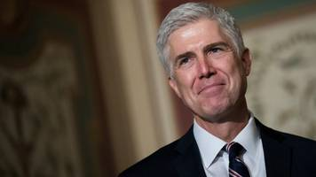 some think gorsuch speaking at trump hotel is unethical