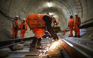 crossrail funding from developers set to hit £600m target a year early