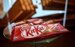 kitkat has been accused of copyright infringement... by atari