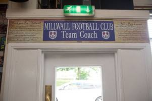 Bristol City pub's Millwall team coach sign will finally be returned tomorrow after 20 years