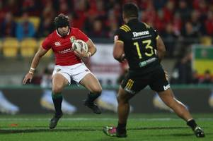 No Leigh Halfpenny in Scarlets squad to face Bristol Rugby