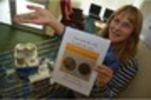 charity calling for all your old pound coins to help homeless and...