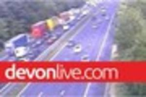 Getaway gridlock hits M5 as holiday traffic faces long delays -...