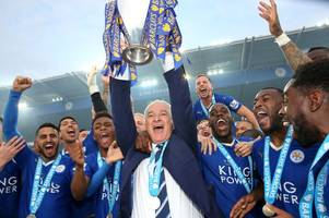how leicester city's 'greatest story ever told' is the inspiration for clubs like brighton