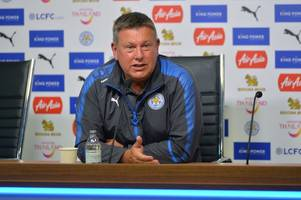 Leicester City transfer news: Shakespeare reveals latest on Mahrez and Slimani, and gives thoughts on transfer window