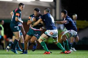 leicester tigers 47-12 treviso verdict: seven tries in ruthless victory