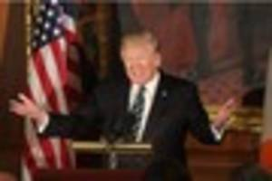 Should President Trump still be invited to Plymouth in 2020?