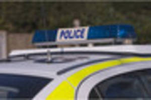 police helicopter deployed in hunt for stolen car driver...
