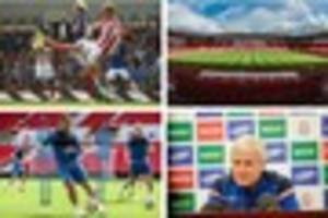 Stoke City transfer news and rumours LIVE! Wenger anti Fletch,...