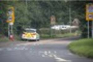 Merrions Wood 'trashed' as travellers move off Chapel Lane in...