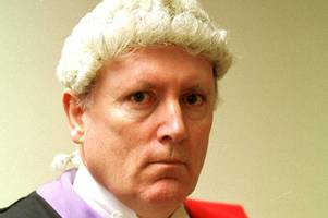 will criminals breathe a sigh of relief? feared and respected judge steps down after 20 years at lincoln crown court