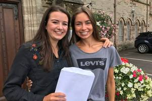 Another stunning year for Denstone College's A-level students