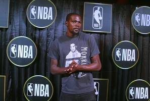 nba champion durant doesn't 'respect' donald trump, won't go to white house if invited