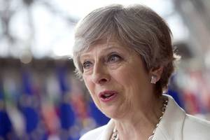 UK stands with Spain against terror, says Theresa May