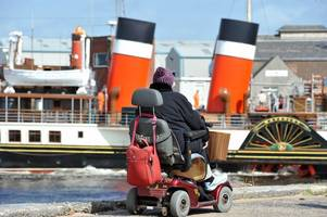 Ayr missed out by paddle steamer Waverley again as passengers left waiting for tourist boat