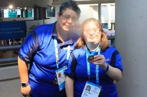 kirkcudbright's helen mcallister enjoys boccia bronze medal success at special olympics gb in sheffield
