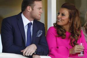'so happy!' coleen rooney delighted as she confirms she is pregnant with her fourth child