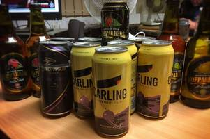 police warning after alcohol is confiscated from teens on a-level results night
