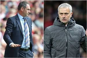 Pick the Swansea City team YOU want Paul Clement to select to face Manchester United