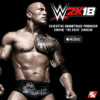 2K Announces Dwayne Johnson as WWE® 2K18 Executive Soundtrack Producer; Now Streaming on Apple Music