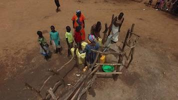 un: over one million south sudanese refugees in uganda