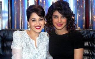 this compliment of madhuri dixit will make priyanka chopra's day!