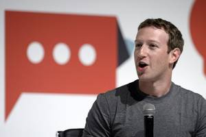 Facebook's Mark Zuckerberg to Take 2 Months of Paternity Leave