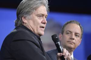 Reports: Steve Bannon Out at White House